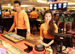 Bí quyết thắng Roulette trong Casino online