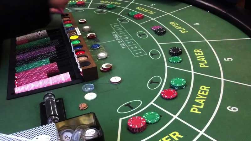 Image result for bà i Baccarat